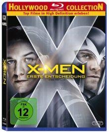 X-Men - Erste Entscheidung (2011) [Blu-ray]