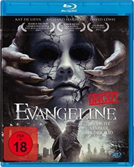 Evangeline - Rache ist stärker als der Tod (Uncut) (2013) [FSK 18] [Blu-ray]