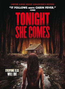 Tonight She Comes - Die Nacht der Rache (Limited Mediabook, Blu-ray+DVD, Cover E) (2016) [FSK 18] [Blu-ray]