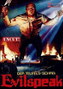 Evilspeak - Der Teufelsschrei (Kleine Hartbox, Uncut) (1981) [FSK 18]