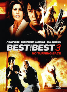 Best of the Best 3 - No Turning Back (Limited Mediabook, Blu-ray+DVD, Cover B) (1995) [FSK 18] [Blu-ray]