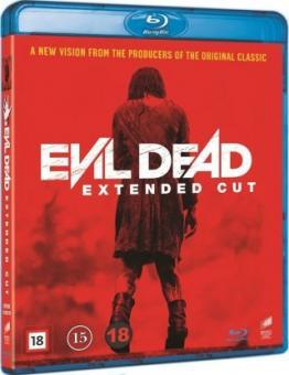 Evil Dead (Extended Cut) (2013) [FSK 18] [EU Import mit dt. Ton] [Blu-ray]