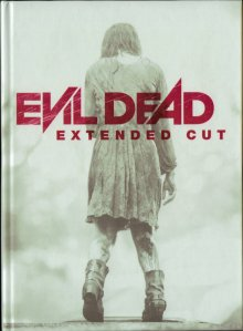 Evil Dead (Limited Mediabook, Extended Cut, 2 Discs, Cover E) (2013) [FSK 18] [Blu-ray]
