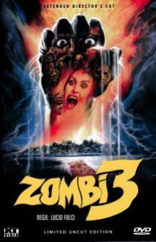 Zombi 3 (Große Hartbox, Limitiert auf 250 Stück, Cover B) (1988) [FSK 18]