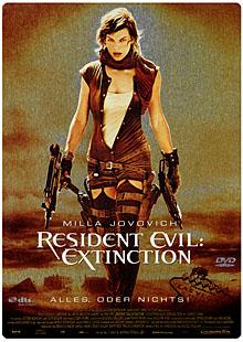 Resident Evil: Extinction (Steelbook) (2007) [FSK 18]