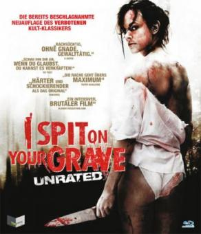 I Spit on your Grave (Unrated, Neuauflage) (2010) [FSK 18] [Blu-ray]