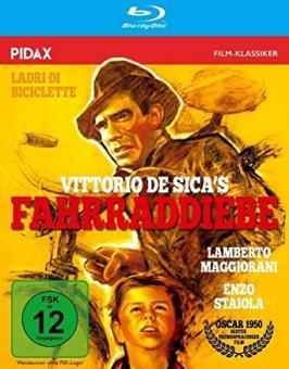 Fahrraddiebe (1948) [Blu-ray]