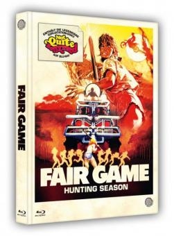 Fair Game - Hunting Season (Limited Mediabook inkl. Not Quiet Hollywood) (1985) [FSK 18] [Blu-ray]
