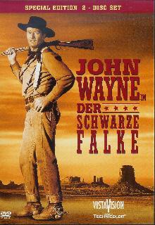 Der Schwarze Falke (Special Edition, 2 DVDs) (1956)