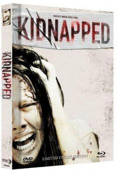 Kidnapped (Limited Mediabook, Blu-ray+DVD, Cover A) (2010) [FSK 18] [Blu-ray]