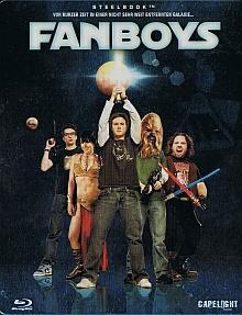 Fanboys (Limited Steelbook Edition) (2009) [Blu-ray]