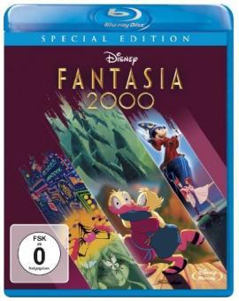Fantasia 2000 (Special Edition) (1999) [Blu-ray]