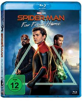 Spider-Man: Far From Home (2019) [Blu-ray]
