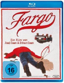 Fargo (1996) [Blu-ray] [Gebraucht - Zustand (Sehr Gut)]