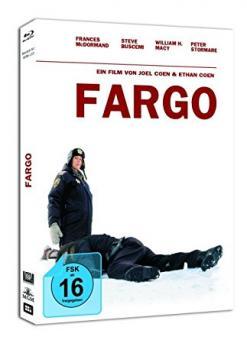 Fargo (Limited Mediabook) (1996) [Blu-ray]