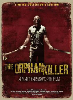 The Orphan Killer (Limited Collector's Edition, Mediabook, Blu-ray+DVD) (Cover C) (2011) [FSK 18] [Blu-ray]