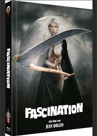 Fascination - Das Blutschloss der Frauen (Limited Mediabook, Blu-ray+DVD, Cover B) (1979) [FSK 18] [Blu-ray]