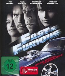 Fast and Furious - Neues Modell. Originalteile. (2009) [Blu-ray]