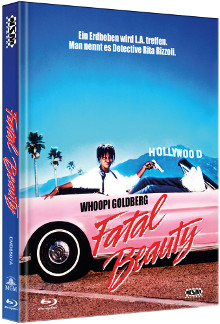 Fatal Beauty (Limited Mediabook, Blu-ray+DVD, Cover A) (1987) [Blu-ray]