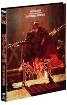 Faust: Love of the Damned (Limited Mediabook, Blu-ray+DVD, Cover A) (2000) [FSK 18] [Blu-ray]