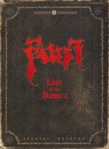 Faust: Love of the Damned (Uncut, Special Edition, Mediabook, inkl. CD) (2000) [FSK 18]