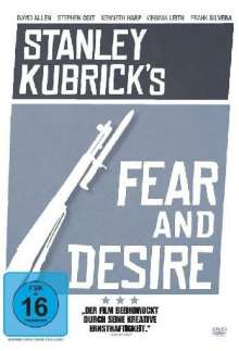Stanley Kubrick's - Fear and Desire (1953)
