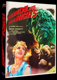 Feinde aus dem Nichts (Limited Mediabook, Cover A) (1957) [Blu-ray]