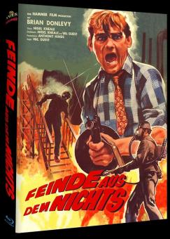 Feinde aus dem Nichts (Limited Mediabook, Cover B) (1957) [Blu-ray]