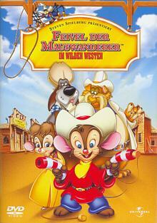 Feivel, der Mauswanderer im Wilden Westen (1991)