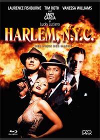 Harlem N.Y.C. (Limited Mediabook, Blu-ray+DVD, Cover C) (1997) [Blu-ray]