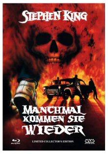 Manchmal kommen sie wieder (Limited Mediabook, Blu-ray+DVD, Cover C) (1991) [Blu-ray]