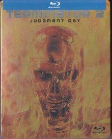 Terminator 2 - Judgment Day (Steelbook) (1991) [CA Import] [Blu-ray]