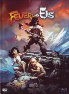 Feuer und Eis - 3-Disc Limited Collectors Edition (Blu-ray + DVD) (1983) [Blu-ray]