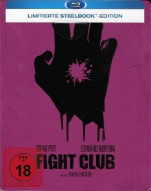 Fight Club (Limited Steelbook) (1999) [FSK 18] [Blu-ray]