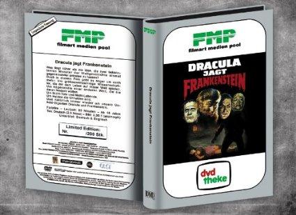 Dracula jagt Frankenstein (Große Hartbox, VHS-Retro Look) (1970) [FSK 18]