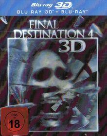 Final Destination 4 (+ Blu-ray) (2009) [FSK 18] [3D Blu-ray]