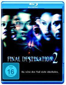 Final Destination 2 (2003) [Blu-ray]