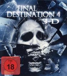 Final Destination 4 (inkl. 3D-Version des Films + vier 3-D Brillen) (2009) [FSK 18] [Blu-ray]