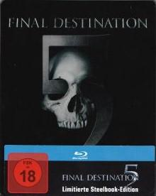 Final Destination 5 (Steelbook) (2011) [FSK 18] [Blu-ray]