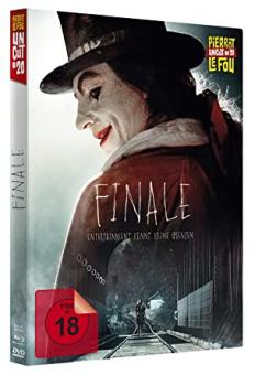 Finale (Limited Mediabook, Blu-ray+DVD) (2018) [FSK 18] [Blu-ray]