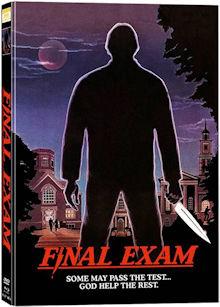 Final Exam (Examen) (Limited Mediabook, Blu-ray+DVD, Cover A) (1981) [FSK 18] [Blu-ray]