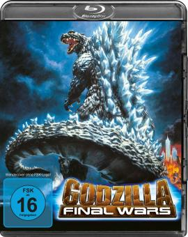 Godzilla - Final Wars (2004) [Blu-ray]
