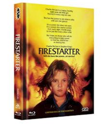 Der Feuerteufel (Limited Mediabook, Blu-ray+DVD, Cover C) (1984) [Blu-ray]