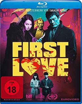First Love (2019) [FSK 18] [Blu-ray]