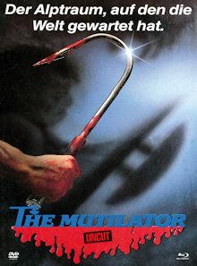 The Mutilator (Limited Mediabook, Blu-ray+DVD, Cover B) (1985) [FSK 18] [Blu-ray]