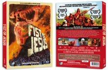 Fist of Jesus (Limitiert auf 2000 Stück, Blu-ray+DVD) (2012) [FSK 18] [Blu-ray]