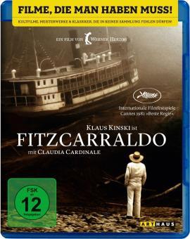 Fitzcarraldo (1982) [Blu-ray]