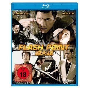 Flash Point (2007) [FSK 18] [Blu-ray]