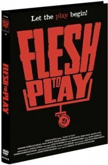 Flesh to Play (Limited Mediabook, Cover B) (2017) [FSK 18]