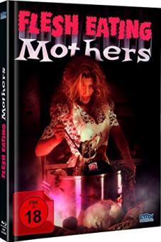 Flesh Eating Mothers (Limited Mediabook, Blu-ray+DVD) (1988) [FSK 18] [Blu-ray]